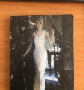 PS4 Final Fantasy 15 SteelBook edition
