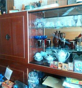 Сервант Рубцовской мебельной фабрики
