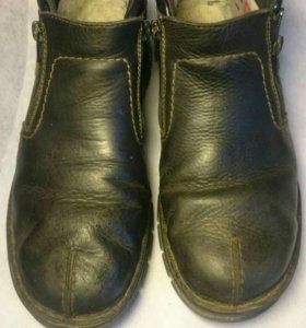 Ботинки мужские осень-зима