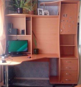 Компьторный стол архемед