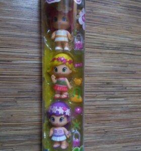Куколки pinypon набор.