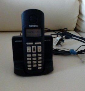 Радио телефон Siemens