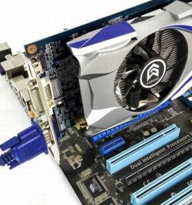 Видеокарта GTX 650 1gb, DDR5