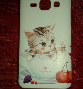 Чехол на телефон Samsung.