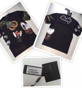 Фирменная мужская футболка D&G