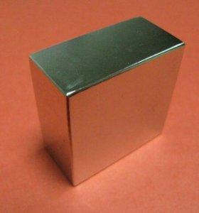 Неодимовый магнит 50*50*20