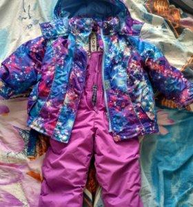 Детский комбинезон и куртка