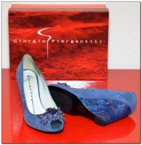 Туфли новые, брендовые Giorgio Piergetili