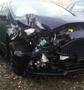 Кузовной ремонт легковых автомобилей.