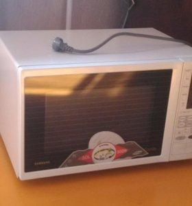 Микроволновая печь многофунк.900w