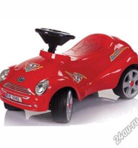 Машинка-толокар Jetem mini