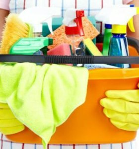 Уборка, мытьё окон