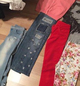 Одежда для девочки 10-12 лет