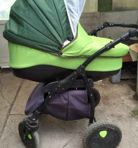 Детская коляска Willy Way