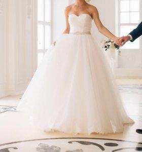 Платье свадебное в аренду