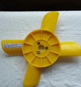 Вентилятор простой на радиатор на ваз 2101-05-07.