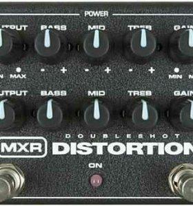 Dunlop MXR M 151 Double Shot Distortion