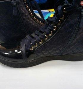Весенние-осенние ботинки