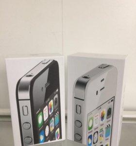 iPhone 4s 16Gb Black White