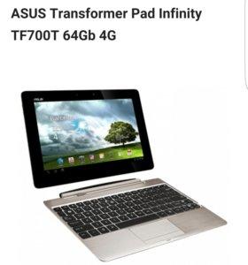 Планшет, ноутбук Asus Transformer Pad Infinity