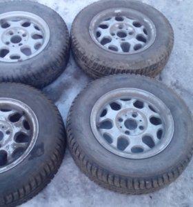 Комплект литых дисков R13 для ВАЗ