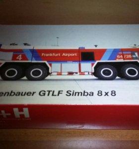 Сборная модель RB Simba 8×8