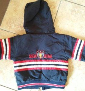 Продам куртку Shitailu