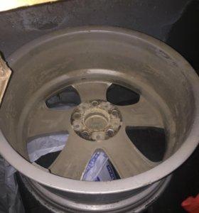 Литые диски БМВ х6