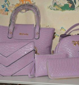 Набор сумок, шесть предметов