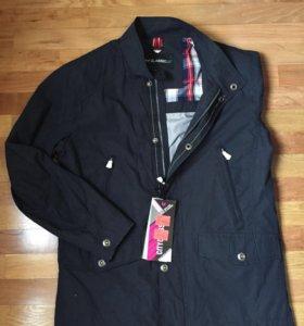 Новая куртка - ветровка