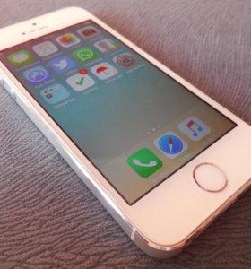 Смартфон iPhone 5s 32 Гб в отличном состоянии