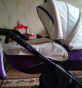 Детская коляска Adamex Pajero (2 в 1)