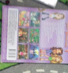 Игры для девочек 1 диск 100 рублей