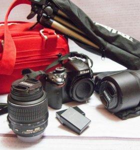 Nikon d5100 с приятностями