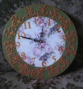 Часы интерьерные настенные