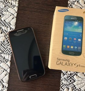 Смартфон galaxy s4 mini