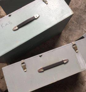 Ящики для инструментов и прочего .