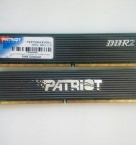 DDR2 2Gb Patriot