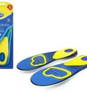 Женские Гелевые стельки для обуви GelAc