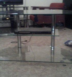 Тумбочка угловая под телевизор