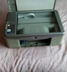 Принтер hp psc 1215