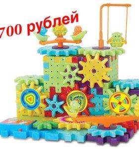 """Детски конструктор """"Funny Bricks"""" 81 дет"""