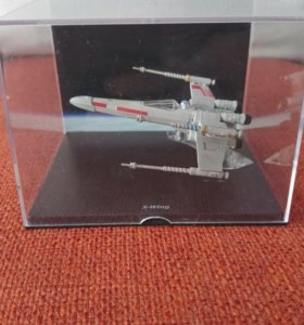 Star Wars X-wing interceptor коллекционная фигурка