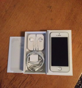 iPhone 5s 16gb оригинал(не реф,не восстановленный)