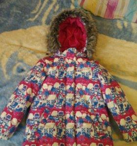 Зимняя куртка reika