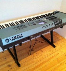 Yamaha xs8 новая