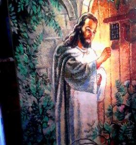 Продаю ковер исус