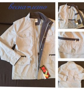 Новая куртка-ветровка