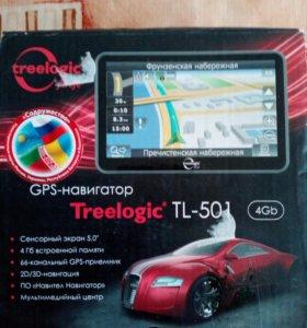 CPS-Навигатор Treelogic TL-501