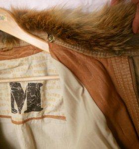 Куртка мужская нат.кожа!!!